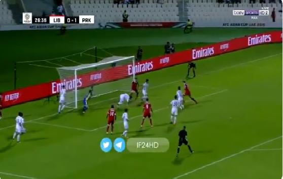 بالفيديو.. لبنان يسجل هدف التعادل في مرمى كوريا الشمالية