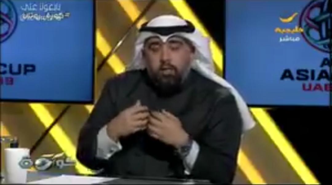 شاهد.. حسن الخباز: طريقة اللعب بمهاجم وهمي لا تصلح، و الأخضر يحتاج لهذه الأشياء!