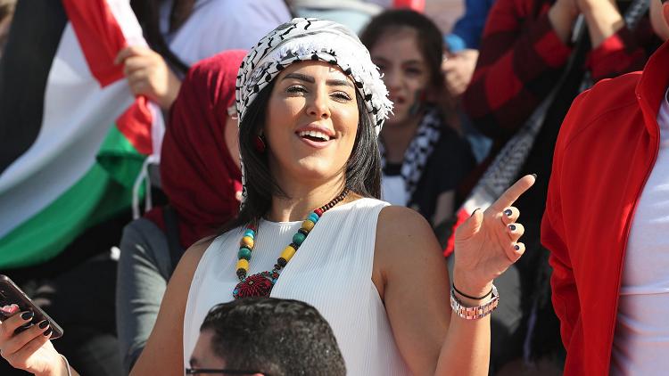شاهد.. جميلات كأس آسيا في الإمارات