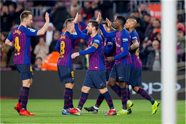 الاتحاد الإسباني يحسم مصير برشلونة في كأس الملك
