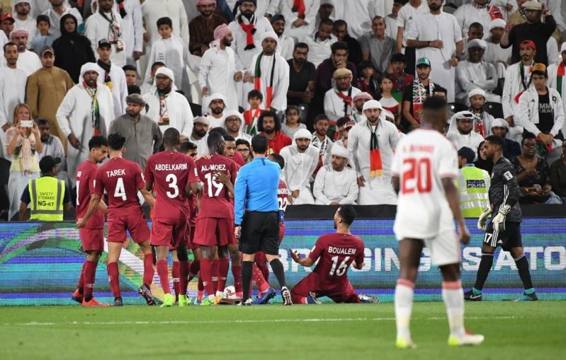 هل تُبعد قطر عن نهائي كأس آسيا 2019؟