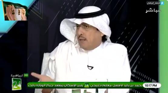 بالفيديو..الدويش يفجر مفاجأة حول علاقة ماجد عبدالله مع إدارة النصر !