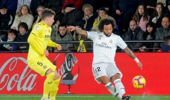 بالفيديو .. فياريال يخطف نقطة من ريال مدريد