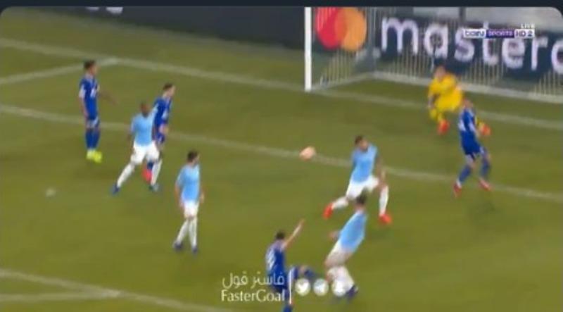بالفيديو.. الجزائري نبيل بن طالب يعادل النتيجة من ضربة جزاء لـ شالكة