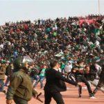أحداث شغب وحرب شوارع في الدوري المغربي.. فيديو
