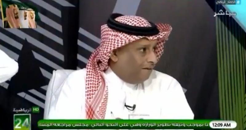"""بالفيديو.. تعليق مثير للجدل من """"عبدالقادر"""" على انتقال """"باهبري"""" للهلال و """"الخيبري"""" للنصر !"""