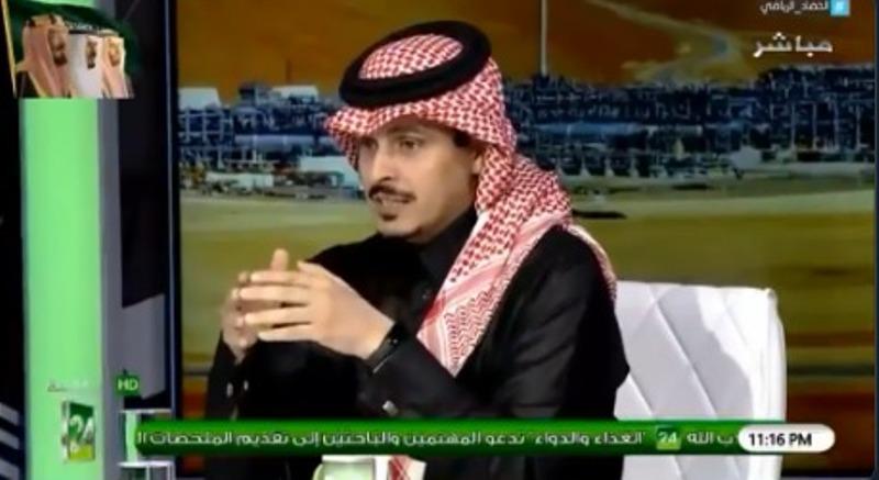 بالفيديو.. النوفل: هذا الفريق خرج من البطولة العربية بسبب الأخطاء التحكيمية!