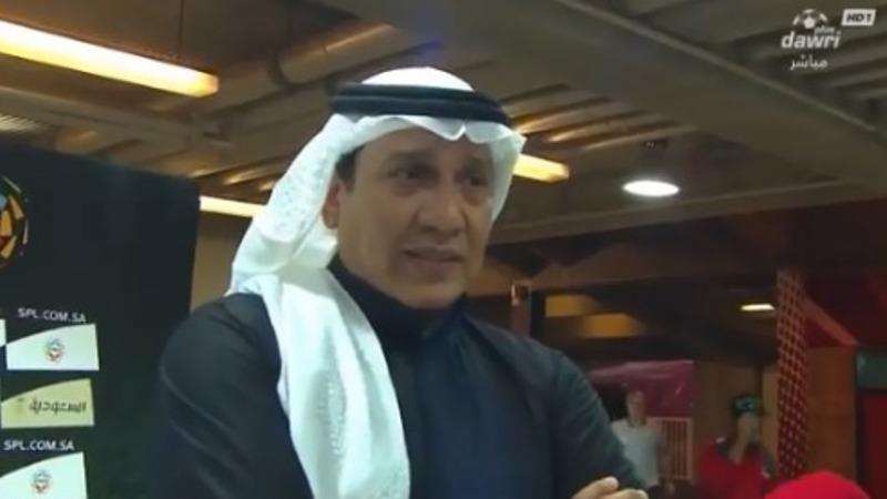 بالفيديو.. نائب رئيس الوحدة يفجر مفاجأة من العيار الثقيل بعد الخسارة من الاتحاد