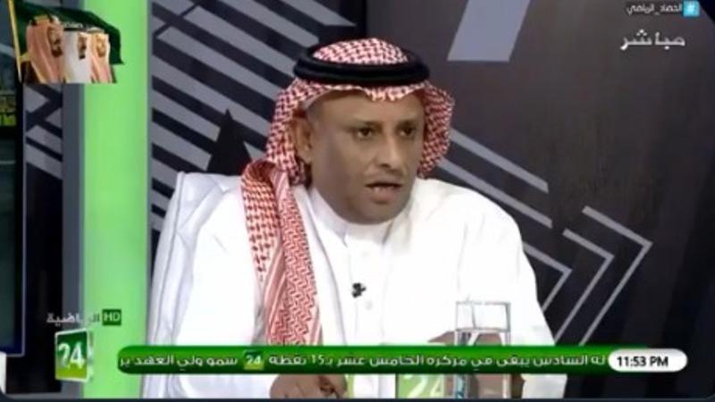 بالفيديو.. عبدالقادر: وضع هذا الفريق مع مرور الجولات يزداد صعوبة !