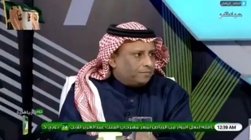 """بالفيديو.. """"عبدالقادر"""" يفجر مفاجأة بشأن إقالة قصي الفواز !"""