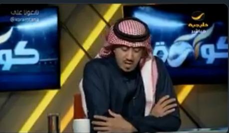 """بالفيديو.. تعليق ناري من """"الصدعان"""" على خسارة الأهلي أمام الفتح"""