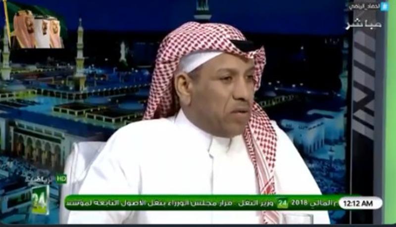 بالفيديو..سعد مبارك: هذا اللاعب لديه امكانيات من ناحية اللمسة الأخيرة في منطقة الـ18