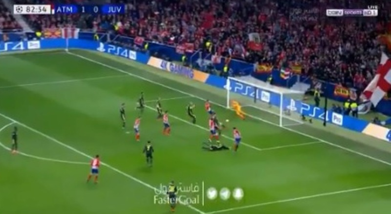 بالفيديو.. غوووددين يضيف الهدف الثاني لـ اتلتيكو مدريد