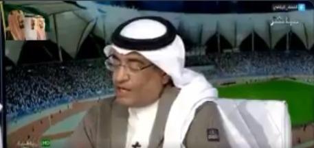 بالفيديو.. الجعيلان: من حسن حظ هذا النادي أنه قابل أضعف فريق من فرق الملحق !