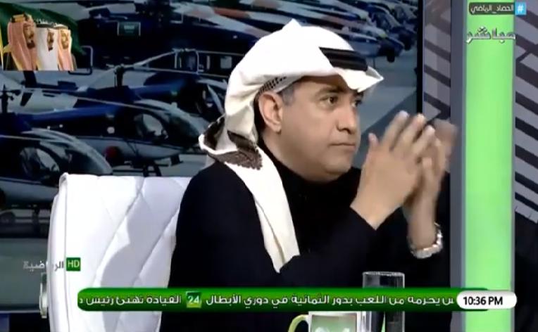 بالفيديو.. محمد الغامدي: هذا النادي عمود في خيمة الكرة السعودية!