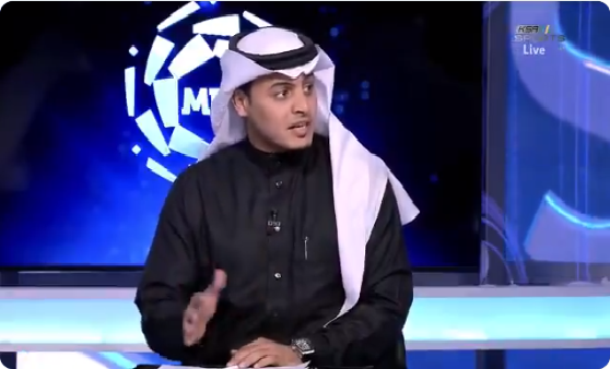 بالفيديو.. سلطان اللحياني: ما يقدمه هذا اللاعب مع الهلال أمر استثنائي!