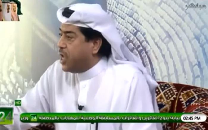 بالفيديو.. الطخيم: ما يتعرض له نادي النصر من قرارات و أخطاء تحكيم يثير الجدل!