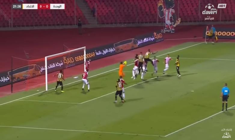 بالفيديو : الاتحاد يحقق فوزه الثالث في الدوري على حساب الوحدة