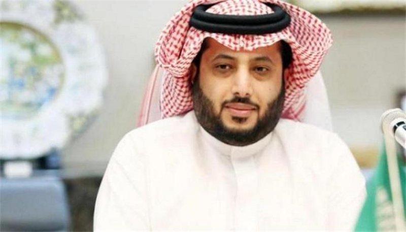 أول تعليق من تركي آل الشيخ على قرار الاتحاد المصري تأجيل مباراة بيراميدز والأهلي