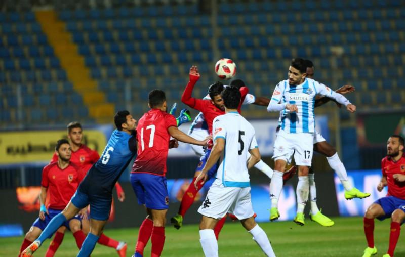 الأهلي المصري يلوح بالانسحاب من الكأس بسبب مباراة بيراميدز