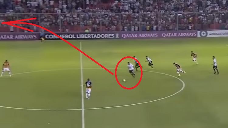 """شاهد.. هدف """"عابر للقارات"""" في كأس الليبرتادوريس"""