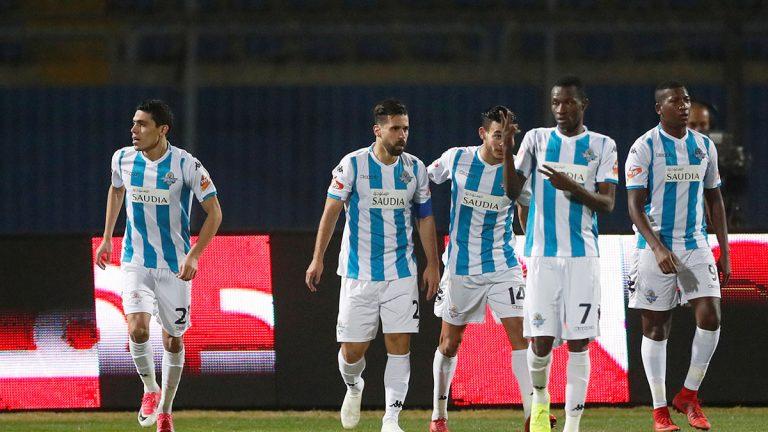 بيراميدز يفجر مفاجأة بشأن مواجهة الأهلي في كأس مصر