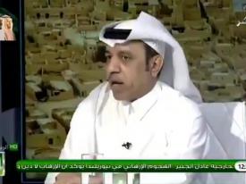 بالفيديو..الذايدي: سأعتذر للكابتن سعد الشهري في حالة واحدة فقط !