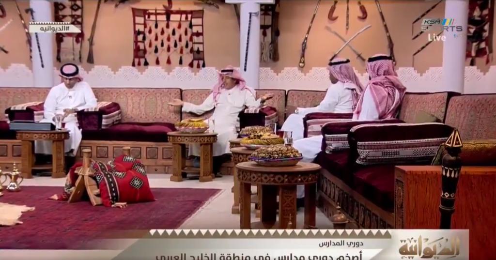 شاهد..احتجاج النصر يشعل الخلاف بين الزامل والغيامة -فيديو