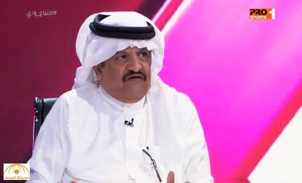 تعليق جستنيه على تصريحات رئيس نادي النصر
