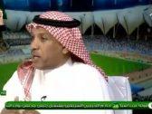 """بالفيديو.. """"مبارك"""" يكشف الفرق بين هدف """"السومه"""" في الاتحاد وهدف """"الدوسري"""" في النصر!"""
