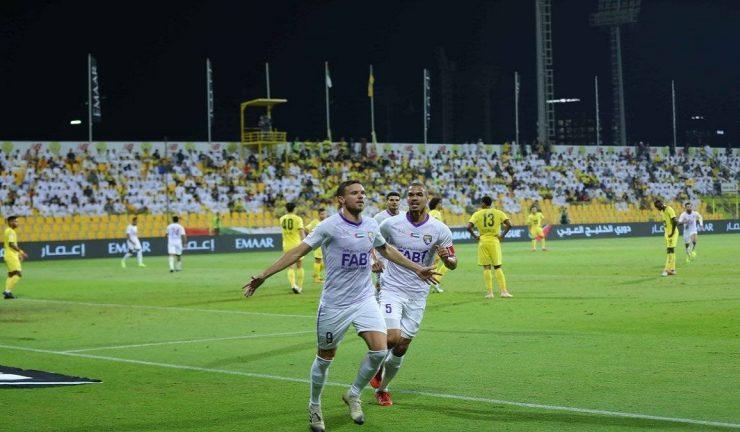 هل يخطط نادي الهلال لخطف ماركوس بيرغ من العين الإماراتي؟