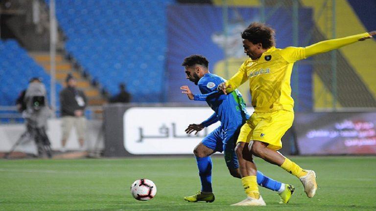 ترتيب هدافي الدوري السعودي بعد هدف ليندر تاوامبا مهاجم التعاون في شباك الفتح (صورة)