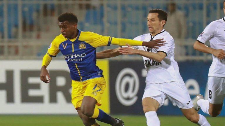 عبدالله الخيبري يثير القلق قبل مباراة النصر ضد الهلال في الدوري السعودي
