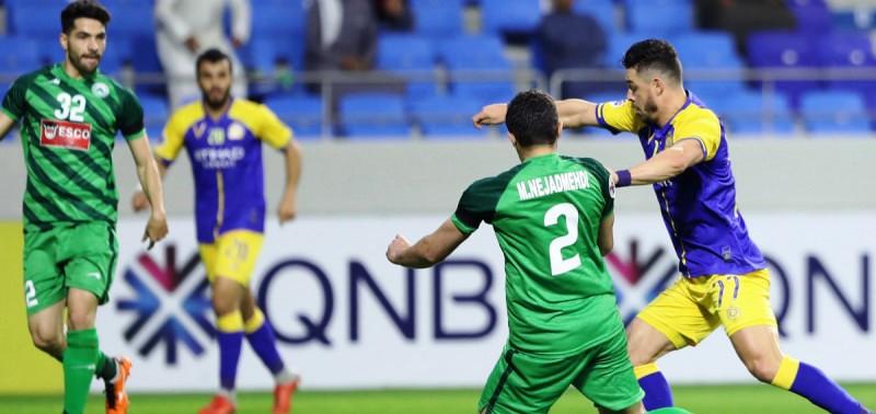 «فيفا» يعتبر النصر فائزا أمام ذوب آهن الإيراني بثنائية