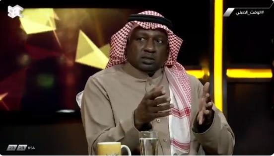 بالفيديو..ماجد عبدالله:الأنسب في دورينا أن يكون عدد اللاعبين الأجانب خمسة لاعبين فقط !
