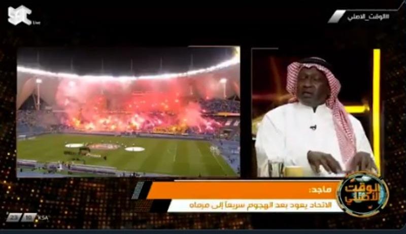 بالفيديو.. ماجد عبدالله: حارس النصر أنقذ 3 أهداف والغنام وموسى غائبان عن جو اللقاء!