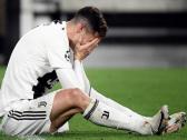 شاهد بالصور: رد فعل رونالدو بعد الخروج من دوري أبطال أوروبا..حزن وانكسار !