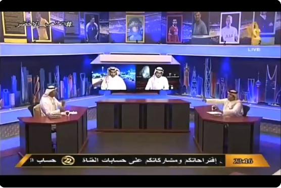 """شاهد.. جدل ونقاش بين"""" المرداسي والحمدان"""" حول هدف الاتحاد في مرمى النصر!"""
