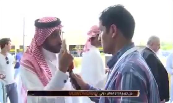 بالفيديو.. الجابر يسخر من النصر بهذا التصريح!
