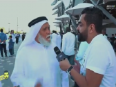 بالفيديو.. مشجع إماراتي: أنا هلالي من أيام الطفولة!