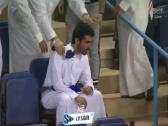 شاهد.. مقطع مؤثر لبكاء مشجع هلالي عقب هزيمة فريقه أمام التعاون!