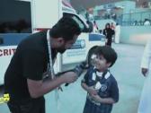 بالفيديو.. طفل هلالي: الهلال أكبر من زوران !