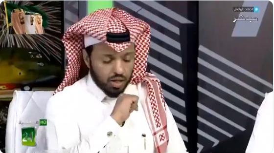 بالفيديو..المريسل : كنت اعرف من هو حكم مباراة النصر والاتحاد من 4 ايام!