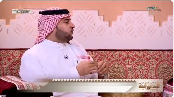 بالفيديو..بندر الراشد : رغم المعاناة التي يعاني نادي الاتحاد الا أن جمهوره استثنائي!