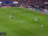 بالفيديو..مانشستر سيتي يسجل الهدف الأول في مرمى توتنهام