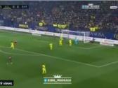 بالفيديو..ميسي وسواريز ينقذان برشلونة بتعادل قاتل مع فياريال في الدوري الإسباني