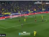 بالفيديو..فياريال يسجل الهدف الاول في شباك برشلونة
