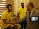النصر يصل العراق دون لاعبيه الأساسيين
