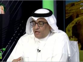 بالفيديو..الجعيلان :حسنة فريق الوصل في اسيا انه فاز على النصر!