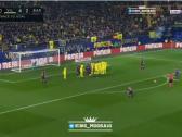 بالفيديو..ميسي يسجل الهدف الثالث لبرشلونة في مرمى فياريال